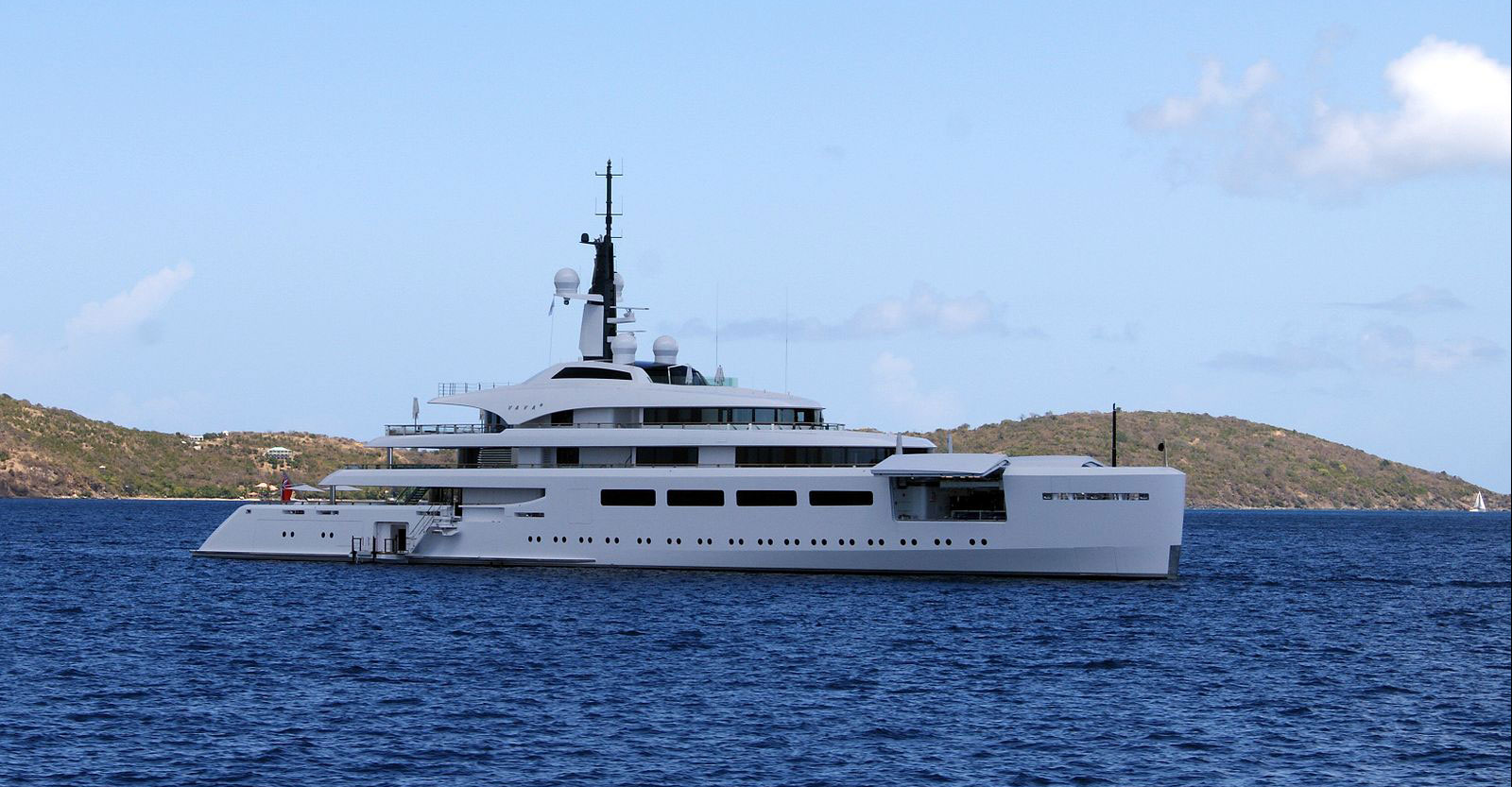 Amazing Superyachts Turn Heads